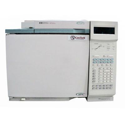Agilent 6890A Plus Gas Chromatograph