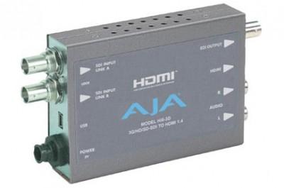 AJA Hi5-3D Multiplexer