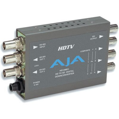 AJA HD10MD3 Miniature Digital Down-Converter