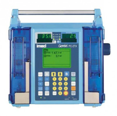 Alaris Gemini IMED PC-2TX Infusion Pump