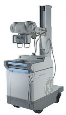 GE Healthcare AMX-IV Portable X-Ray Machine