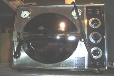 Napco 9000 Autoclave