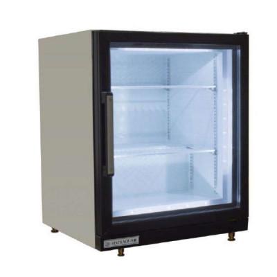 Beverage-Air CF3-1-W 1 Swing Glass Door Countertop Merchandiser Freezer | 2.9 Cu. Ft.