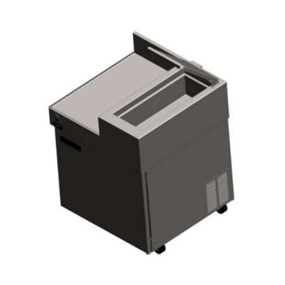 Delfield  F18MC33-BLSNP, Refrigerated Counter, Mega Top Sandwich / Salad Unit