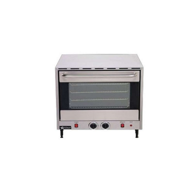 Star Holman CCOF-4 Single Deck Electric Convection Oven | 208 Volts, Half Size