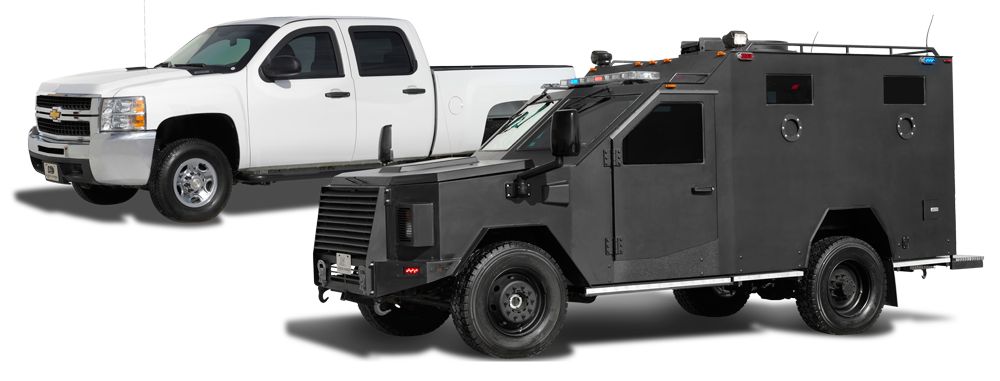 Armored Vehicle Rentals And Leases | KWIPPED