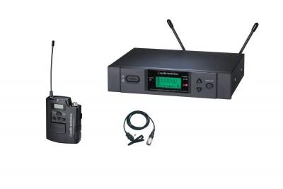 Audio Technica ATW 3131AD - Wireless Lavaliere Microphone