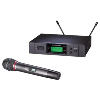 Audio Technica ATW 3141AD Wireless Handheld Microphone