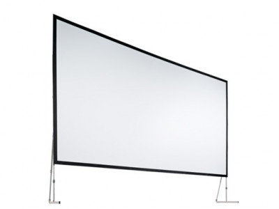 AV Stumpfl Monoblox 32 16:9, 5.62' x 10' Screen with Dress Kit