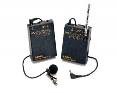 Azden WLX-PRO On-Camera VHF Wireless Mic System