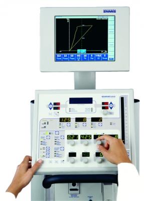Newport Medical e500 Wave Ventilator