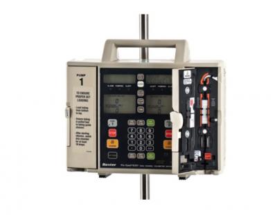 Baxter Flo-Gard 6200 Infusion Pump