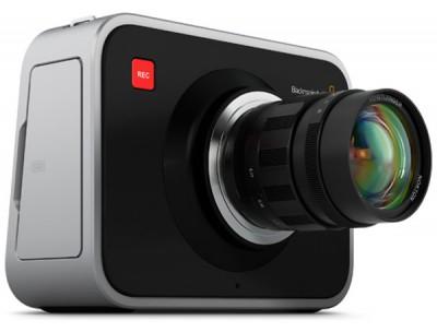 Blackmagic Cinema Camera with EF mount