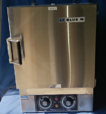 Blue M  Gravity  Oven Stable- therm Blue M