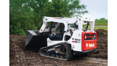 Bobcat S650 Skid-Steer Loader 72