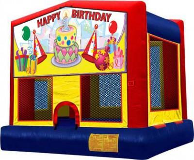 1st Birthday Bouncer