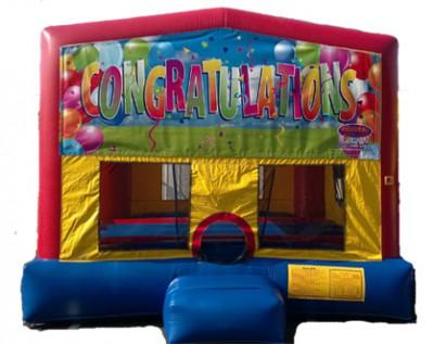Congratulations Bouncer