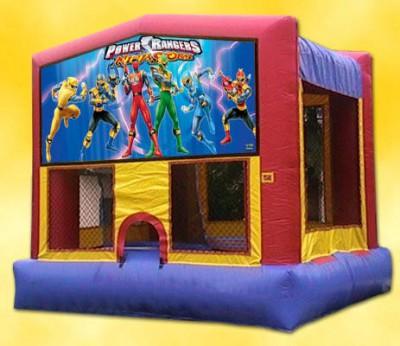 Ninja Storm Power Rangers Bouncer
