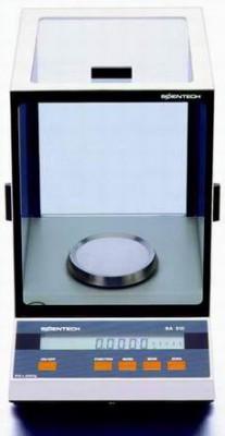 Scientech SA-410 Digital Balance, 410g, 0.0001g., 4 Dec