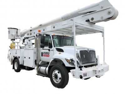 Trucks For Rent >> Altec Aa60 Bucket Truck For Rent Rental