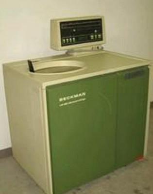 Beckman L8-55R Refrigerated Floor Centrifuge