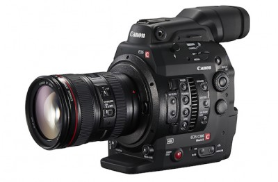 Canon C300 Camera Package
