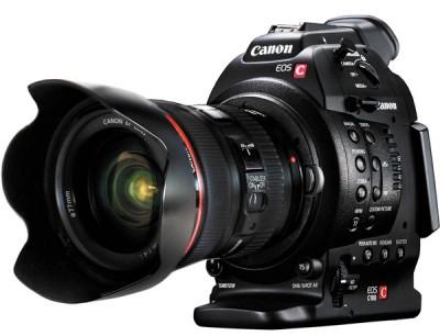 Canon EOS C100 Mark II Cinema EOS Camera Rental