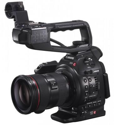 Canon Cinema EOS Camera C100 Kit