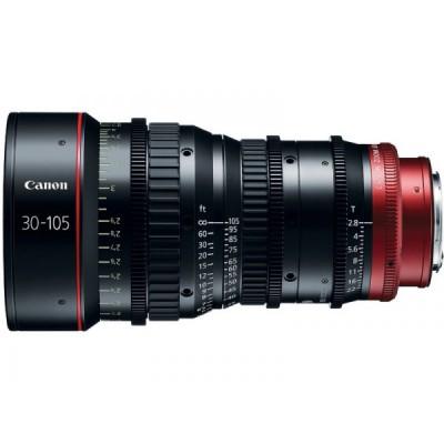 Canon Cinema CN E30-105mm T2.8 L SP EF Mount Zoom Lens