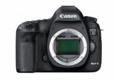Canon 5D mark III DSLR Camera