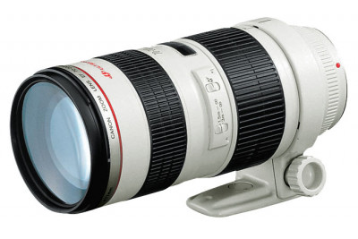 Canon 70-200mm f/2.8L II