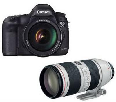 Canon 5D Mark II Double Kit