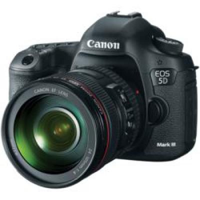 Canon EOS 5D Mark III + 24-105mm Lens Kit