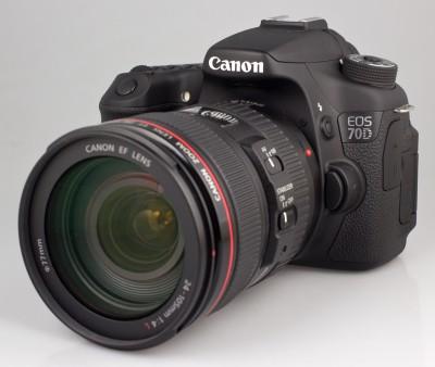 Canon EOS 70D + Lens Kit
