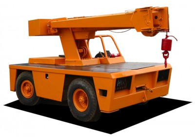 Carry Deck Crane rentals