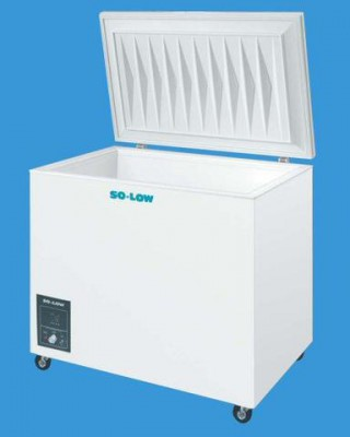 So-Low Lab Chest Freezers (5 Cu Ft) (-45°C)