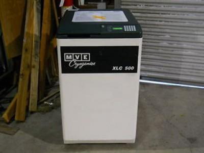 MVE XLC 500 Laboratory Freezer