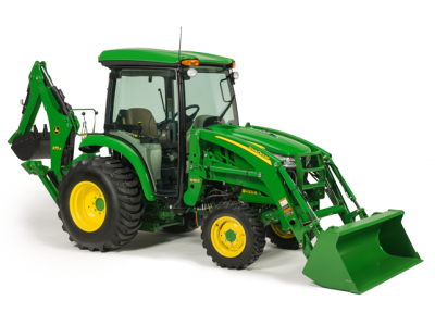 Compact Utility Tractor rentals