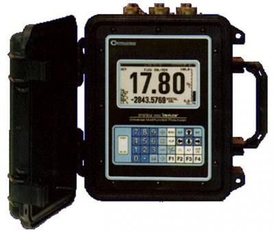 Controlotron 1010WDP3 Transit-Time/Dopler Flowmeter