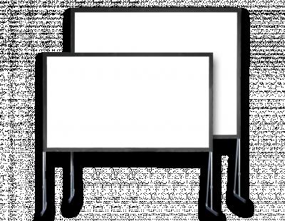 AV Stumpfl 9' x 12' Fast Fold Screen (Fast Fold Screen)