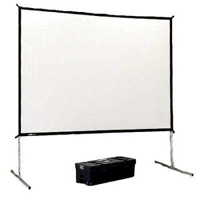 Da Lite 6 x 8 Fastfold Screen (Front & Rear Projection Matt)