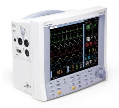 Datascope Passport 2 Patient Monitor with