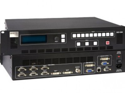 Barco DCS-200 Dual-channel Switcher