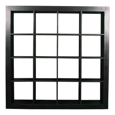 Black Cube Divider