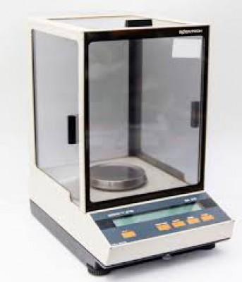 Scientech SA-210 Digital Balance, 210g, 0.0001g., 4 Dec