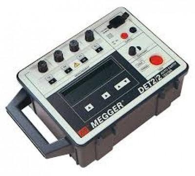 Megger DET2/2 Digital Ground Resistance Tester