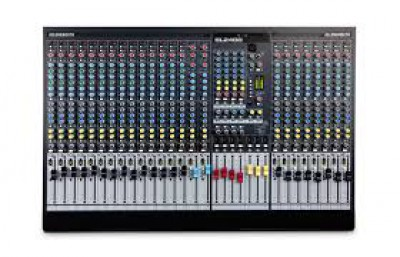 Allen & Heath GL2400/32 32-Channel Dual Function Sound Mixer