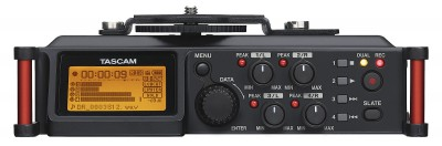 Tascam DR-70D 4 Channel Field Recorder