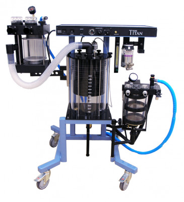 DRE Titan XL Large Animal Anesthesia Machine