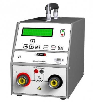DV Power RMO600 Contact Resistance Tester, 600A